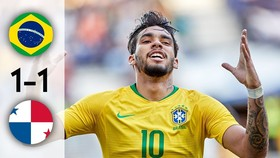 Brazil - Panama 1-1: Tân binh Paqueta xuất thần lập công, Machado may mắn gỡ hòa