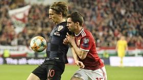 Hungary - Croatia 2-1: Ante Rebic khai màn, Adam Szalai, Mate Patkai tỏa sáng ngược dòng