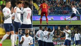 Montenegro - Anh 1-5: Keane, Barkley, Harry Keane, Sterling ngược dòng ấn tượng