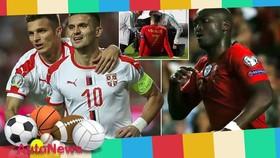 Bồ Đào Nha - Serbia 1–1: Ronaldo chấn thương, Dusan Tadic khai màn, kịp Danilo Pereira gỡ hòa