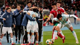 Morocco - Argentina 0-1: Correa kịp lập công