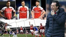 Everton - Arsenal 1-0: Jagielka phá tan dự định của HLV Unai Emery
