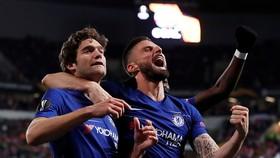 Slavie Prague - Chelsea 0-1: Willian tạt cánh, Marcos Alonso ghi bàn thắng duy nhất