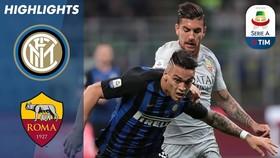 Inter Milan - AS Roma 1-1: Shaarawy mở màn, Ivan Perisic kịp gỡ hòa, Inter vững vị trí thứ 3