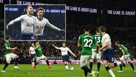 Tottenham - Brighton 1-0: Alli kiến tạo, Eriksen lập siêu phẩm, Pochettino củng cố thêm vị trí thứ 3