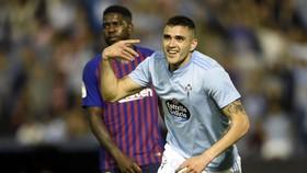 Celta Vigo - Barcelona 2-0: Maxi Gomez và Iago Aspas hạ gục nhà vô địch Barca