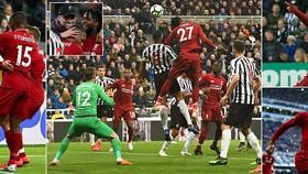 Newcastle - Liverpool 2-3: Van Dijk, Salah, Origi tỏa sáng, Jurgen Klopp giành lại ngôi đầu