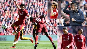 Liverpool - Wolves 2-0: Sadio Mane tỏa sáng, thầy trò HLV Jurgen Klopp về Nhì