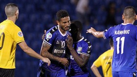 Ceres Negros - Becamex Bình Dương 0-1: Anh Đức hỏng pen, Wander Luiz kịp vụt sáng giành vé