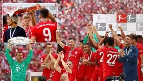 Bayern Munich - Frankfurt 5-1: Coman, Alaba, Sanches, Ribery. Robben thăng hoa, Bayern đăng quang