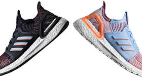 adidas vừa tung ra loạt sản phẩm có đế đệm được tạo từ công nghệ BOOST, nổi bật là Ultraboost 19