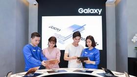 Samsung trình làng 3 cửa hàng trải nghiệm mới SES