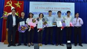 Tổng kết, trao giải cuộc thi Những tấm gương khởi nghiệp – sáng tạo năm 2017