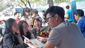 """Hơn 5.000 học sinh tham gia chương trình """"Tư vấn tuyển sinh – hướng nghiệp 2019"""" tại Đà nẵng"""