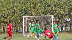 Đà Nẵng khai mạc giải bóng đá học đường lần thứ nhất