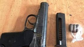 Nổ súng trong quán karaoke, 2 thanh niên bị bắn trọng thương