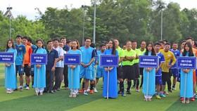 Sôi nổi giải bóng đá báo chí thường trú tại Quảng Nam lần thứ II
