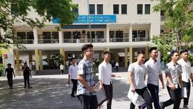 Đà Nẵng, đình chỉ thi 2 thí sinh vi phạm Quy chế thi