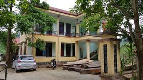 Trạm Kiểm lâm Ka Tang nơi có nhiều kiểm lâm bị kỷ luật