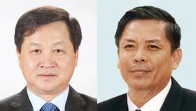 Bỏ phiếu phê chuẩn bổ nhiệm Bộ trưởng Bộ GTVT và Tổng Thanh tra Chính phủ