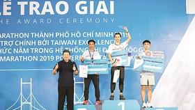 """Taiwan excellence: Chinh phục """"Giấc mơ lớn"""" HCMC Marathon 2019"""