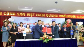Vinaconex và MB thỏa thuận hợp tác, phát triển các dịch vụ tích hợp thế mạnh 2 bên