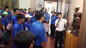 """Thanh niên TPHCM với """"Hành trình theo chân Bác"""""""