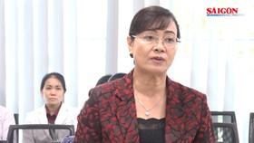 Gần 600.000 lượt bệnh nhi khám chữa bệnh tại BV Nhi đồng TP
