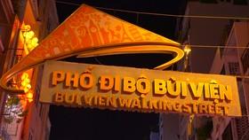 Phố đi bộ Bùi Viện: Khám phá TPHCM về đêm