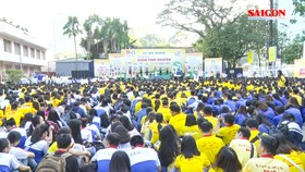 Hơn 40.000 chiến sĩ tham gia chiến dịch Xuân tình nguyện 2019