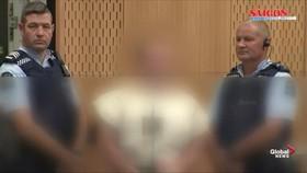 Xả súng ở nhà thờ Hồi giáo New Zealand làm 49 người chết: Kẻ phạm tội thản nhiên trước tòa