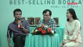 Những tác giả có sách bán chạy nhất trong năm qua