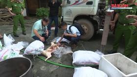 Thái Nguyên phát hiện hàng loạt động vật quý hiếm trong nhà dân