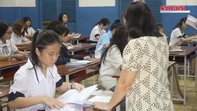 71.000 thí sinh đã sẵn sàng cho kỳ thi THPT 2019 tại TPHCM