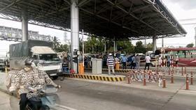 Sau khi xả trạm, tình hình ùn tắc giao thông được giải quyết và sau đó Trạm BOT Cần Thơ- Phụng Hiệp hoạt động lại bình thường