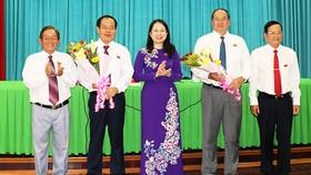 Ông Nguyễn Thanh Bình được bầu giữ chức Chủ tịch UBND tỉnh An Giang