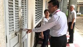 Bộ GD-ĐT kiểm tra chấm thi THPT Quốc gia ở ĐBSCL