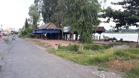 Nguy cơ sạt lở Quốc lộ 91 ở An Giang