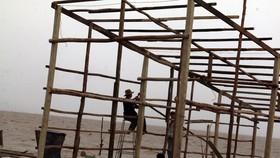 Gần 1 tỷ đồng hỗ trợ các hộ dân bị thiên tai tại Kiên Giang
