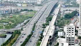 Tháng 10 lắp đường ray tuyến metro Bến Thành - Suối Tiên