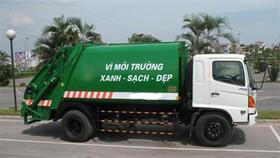 Phương tiện vận chuyển chất thải phải lắp đặt GPS