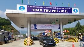 Nút giao IC-11 trên tuyến cao tốc Nội Bài - Lào Cai được thông xe và đưa vào sử dụng