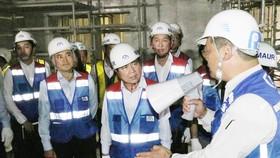 Gỡ vướng mắc để tăng tốc xây dựng tuyến metro số 1 Bến Thành - Suối Tiên