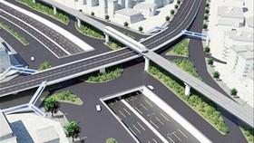 Chuyển chủ đầu tư xây dựng hầm chui Nguyễn Văn Linh - Nguyễn Hữu Thọ, quận 7