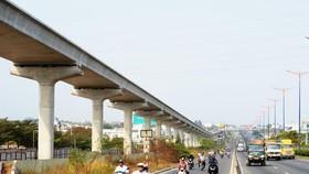 TPHCM thực hiện nhiềi biện pháp để đẩy nhanh tiến độ thực hiện các dự án metro. Ảnh: QUỐC HÙNG