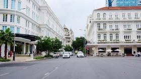 Cấm xe lưu thông hàng loạt tuyến đường trung tâm TPHCM