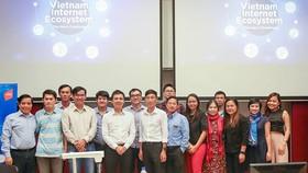"""Các chuyên gia công nghệ tham dự hội thảo với chủ đề """"Vietnam Internet Ecosystem - The Next Challenges"""""""