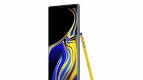 Note 9 cùng S Pen nâng cấp tính năng đã được ra mắt