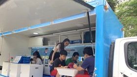 Thư Viện Thông Minh Lưu Động vừa được Samsung ra mắt