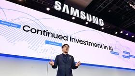 Lãnh đạo Samsung giới thiệu về chiến lược của Samsung tại CES 2019